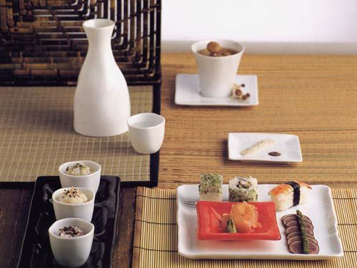 izabel lam Dinnerware at the Forefront