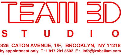 tean 3d studio izabel lam fuondation
