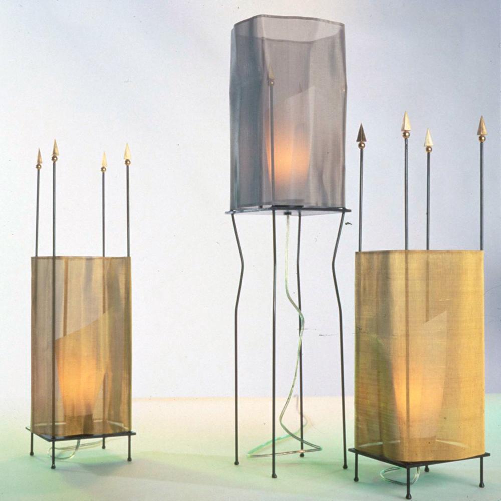 Izabel Lam Cardinal Lamp
