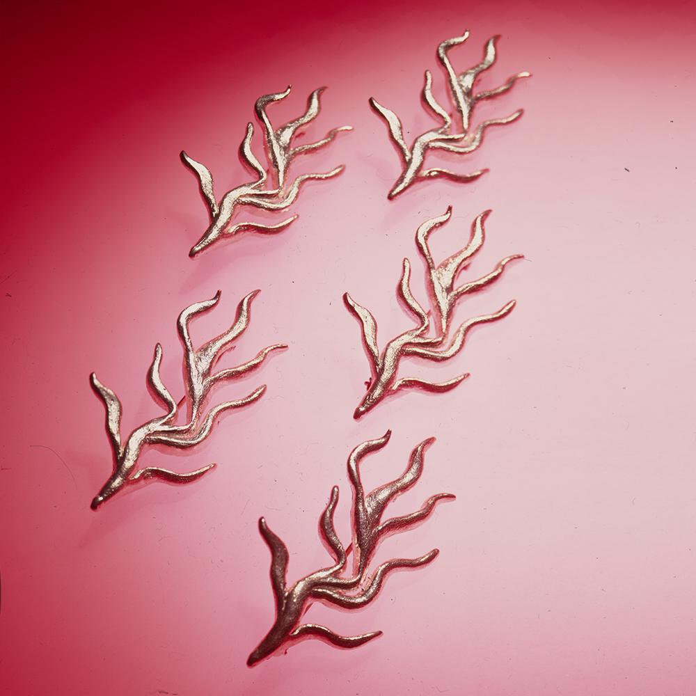 Izabel Lam Coral Pins