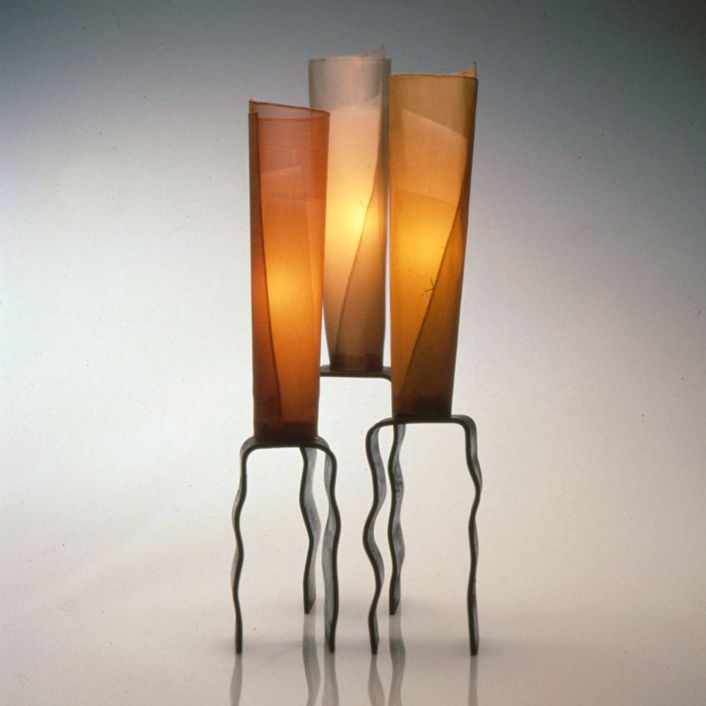 Izabel Lam Mitre Lamp