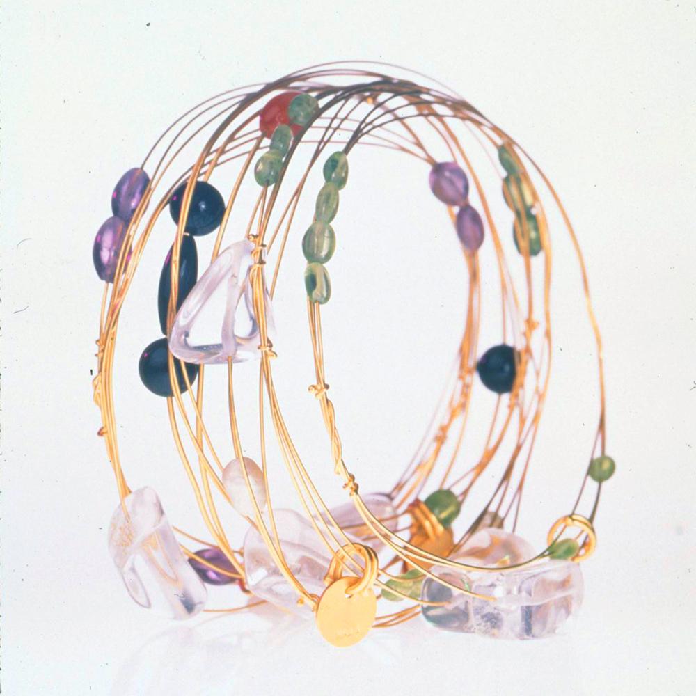 Izabel Lam Pebbles Bracelet