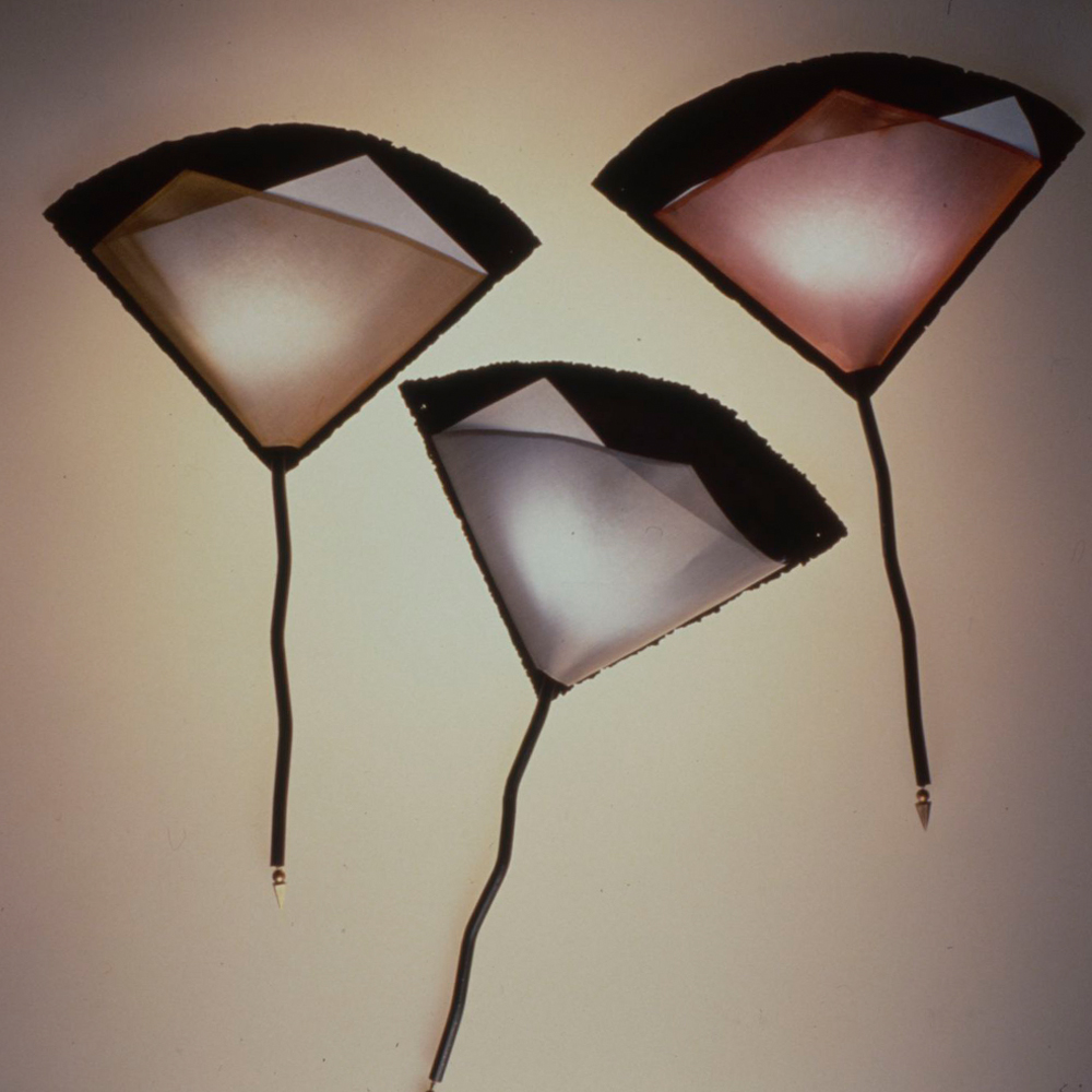 Izabel Lam Ray Sconces
