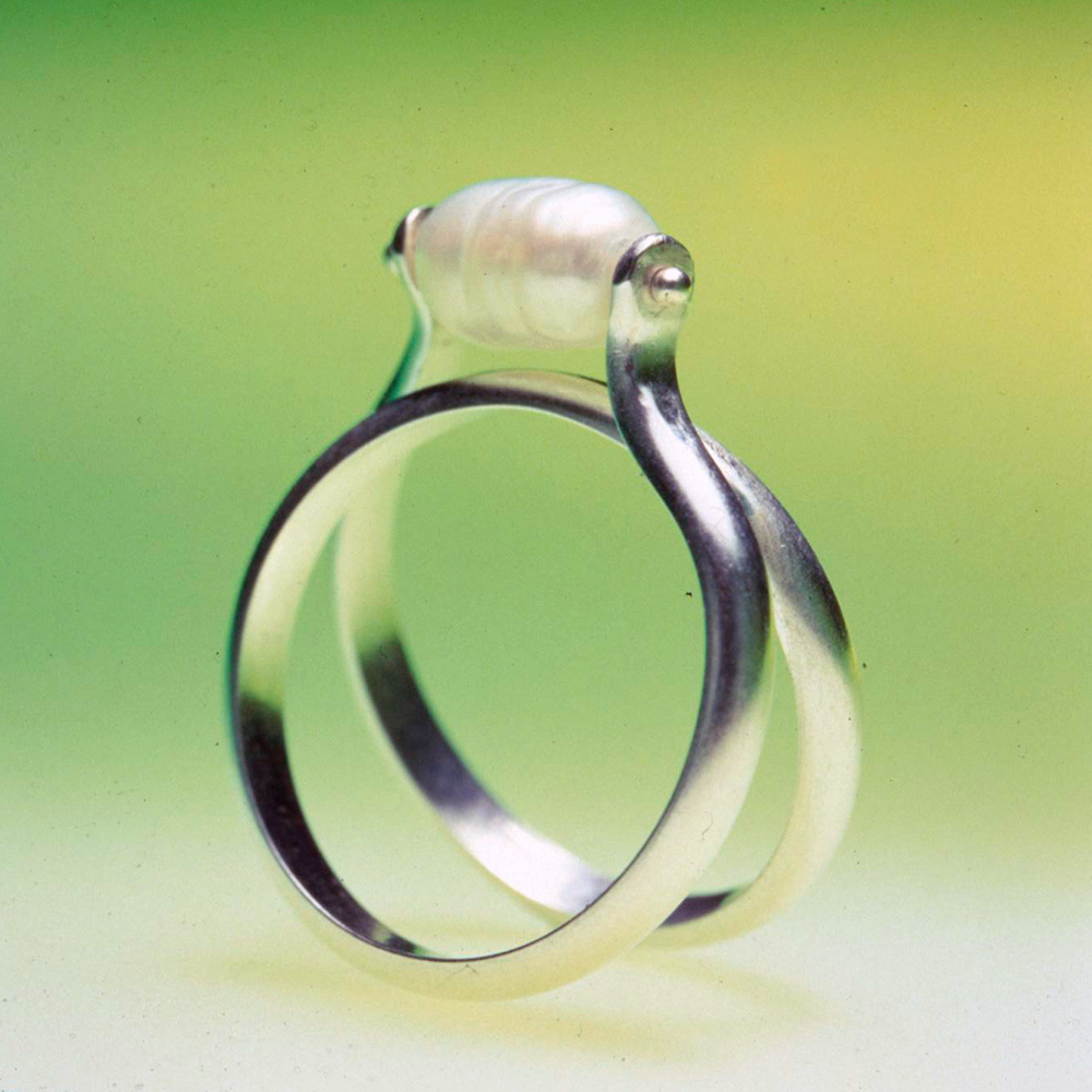 Izabel Lam Sea Swirl Ring
