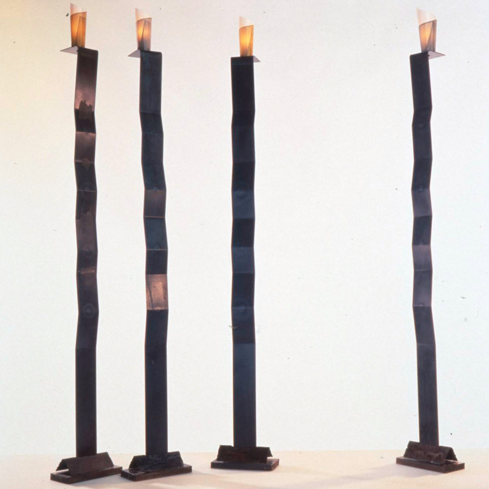 Izabel Lam Sentry Floor Lamp