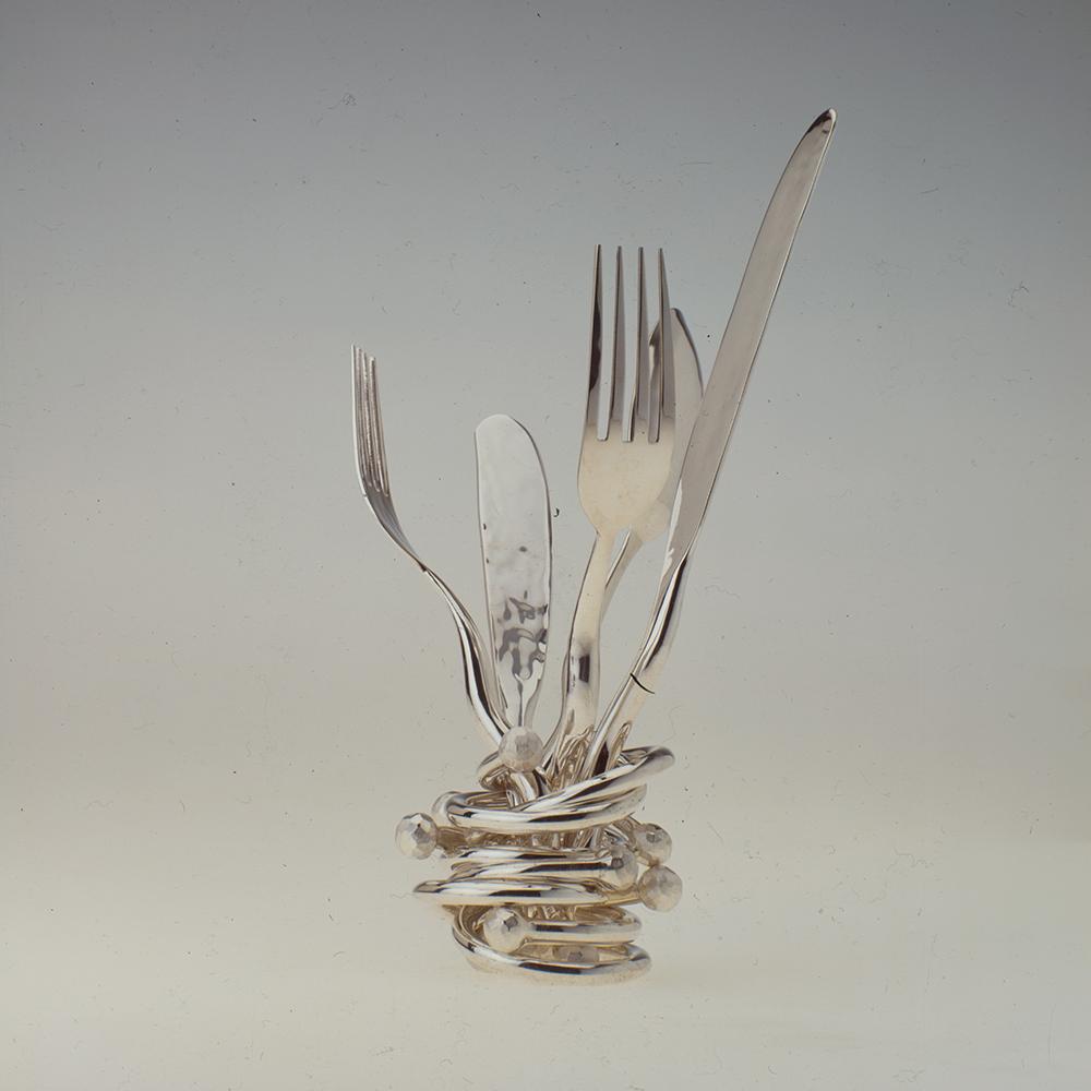 Izabel Lam Sphere Cutlery