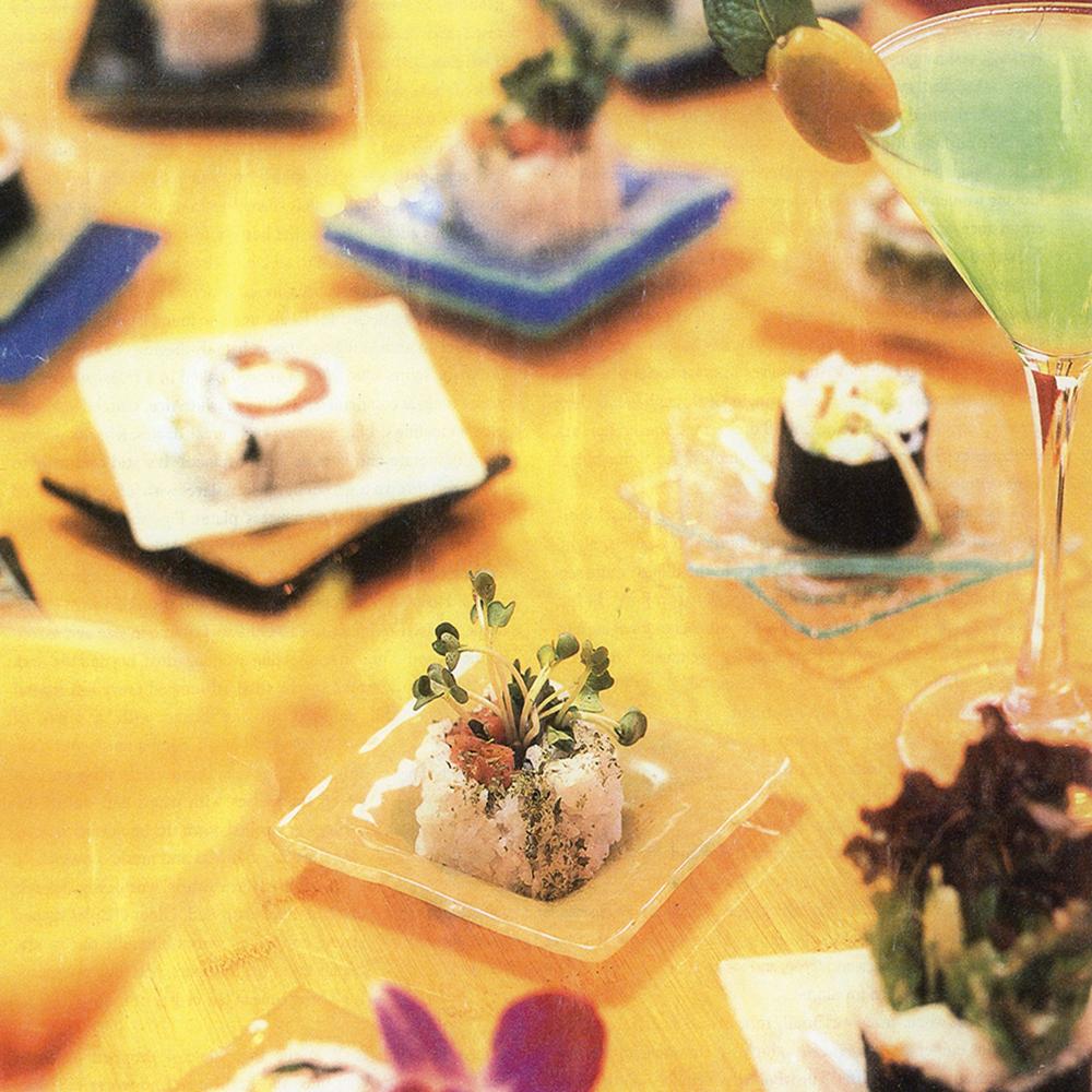 Izabel Lam Glass and Porcelain Dinnerware